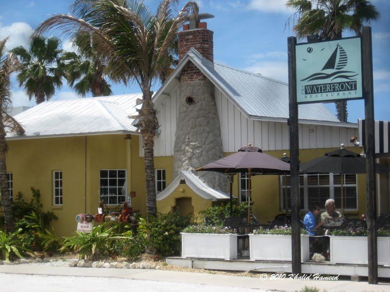 The Waterfront Restaurant Anna Maria Island Fl