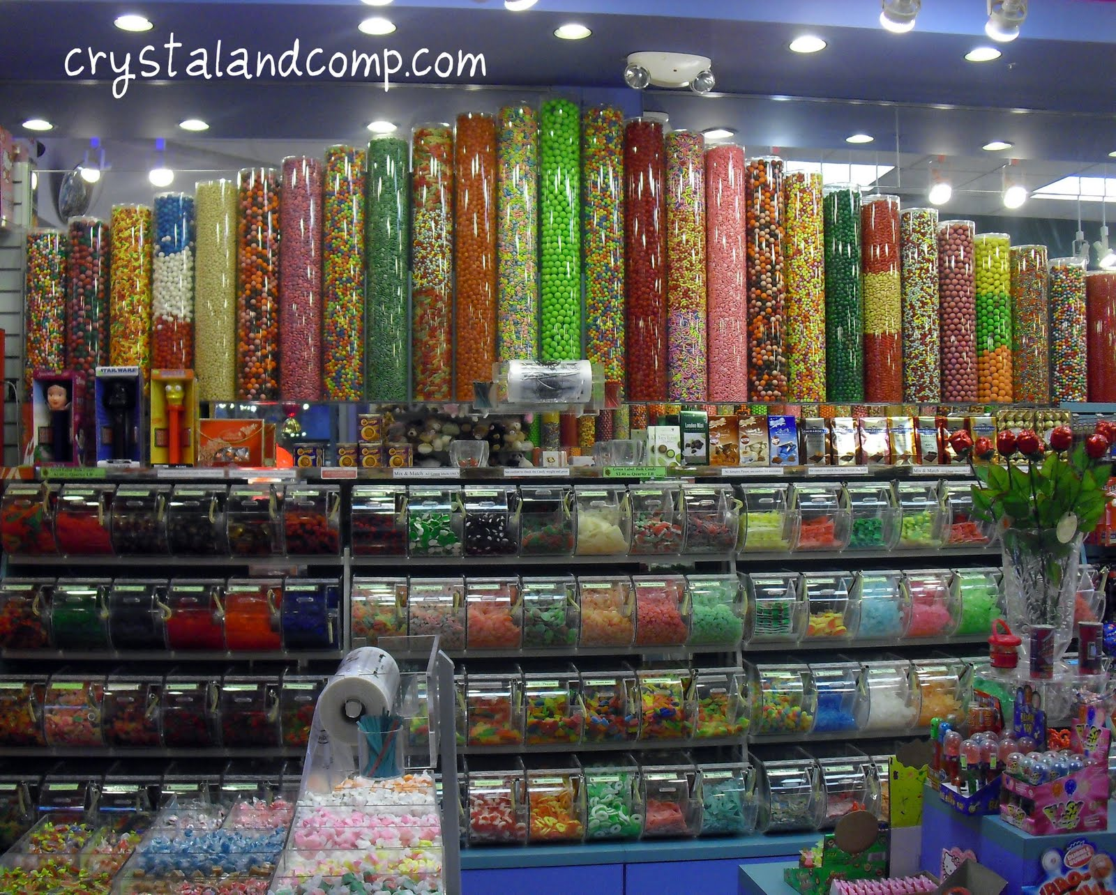 what is a candy shop