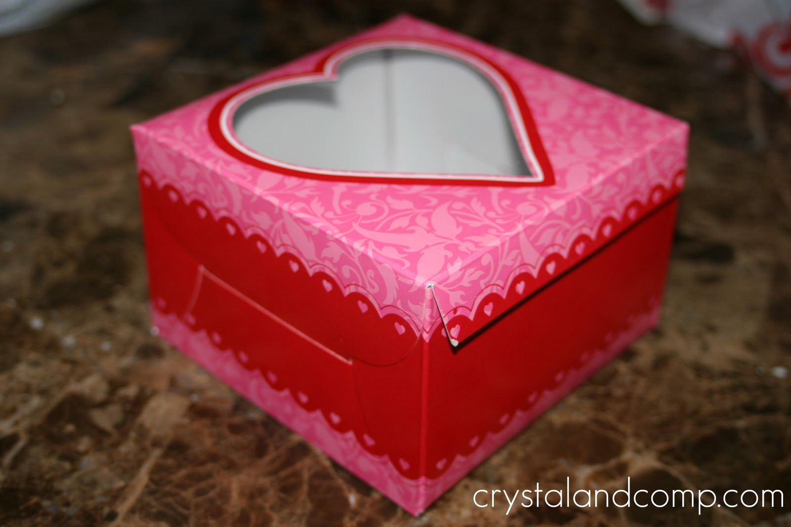 how to make a cupcake using spa socks an affordable valentines day gift - Cupcake Valentine Box