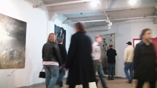 Brigitta Rossetti studio, Chicago 2010, Zhou Brothers Art Center