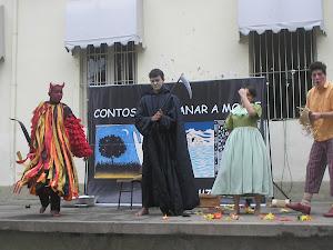 ATRAÇÃO OFERECIDA PELA FUNDAÇÃO ORMEO JUNQUEIRA BOTELHO