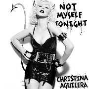 christina aguilera album art. In the last photo of Aguilera,