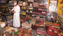 Typical Arab store