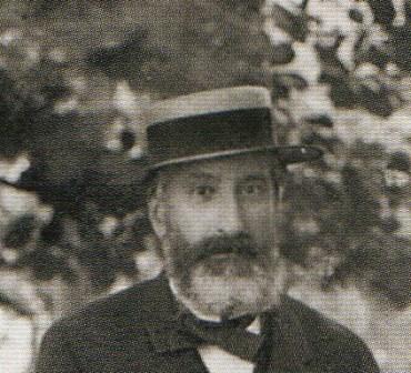 Gustave Moynier 1870