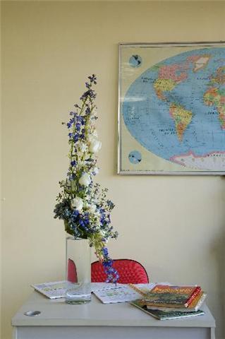 Arranjo para a Revista Arranjo Floral
