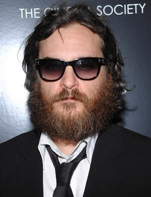 Letterman Joaquin Phoenix Interview
