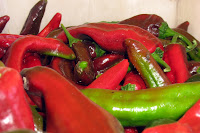 Jalapeño chilies
