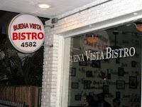 Buena Vista Bistro facade