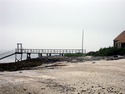 Pier at the Hook