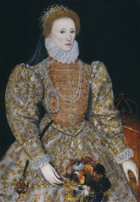 Elizabeth I - Unknown artist