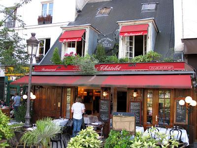 Restaurant Le Petit Châtelet