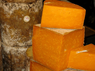 English cheddar - Neal's Yard Dairy
