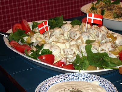 Kartoffelsalat - Strib, Danmark