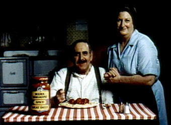 "Alka Seltzer's ""Spicy Meatball"" - 1969, courtesy of DDB New York"