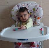 6 meses Giovana
