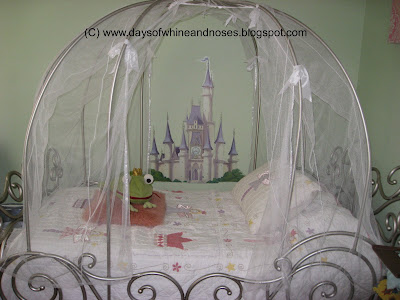 cinderella pumpkin bed