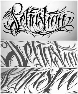 Lettering Tattoo Sketch Tattoo Sketch