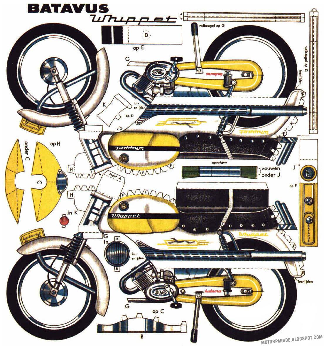 Мотоциклы чертежи рамы днепр 9