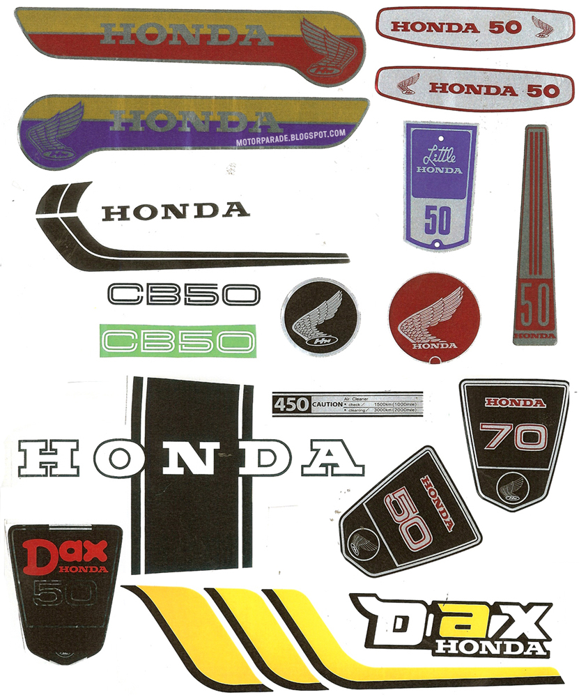 Honda Decals Ebay Electronics Cars Fashion | Autos Post
