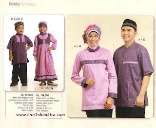 Busana Muslim Remaja Berbahan Kaos ~ Jilbab Terbaru