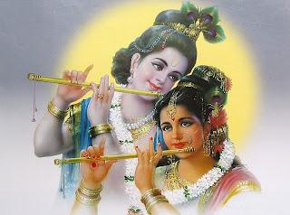 Krisnha y Radha 3