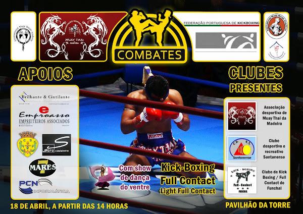 Torneio Regional Muay Thai - MADEIRA
