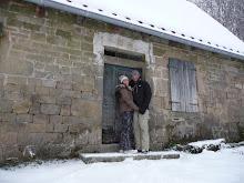 Jeroën Paigne de ruel et femme