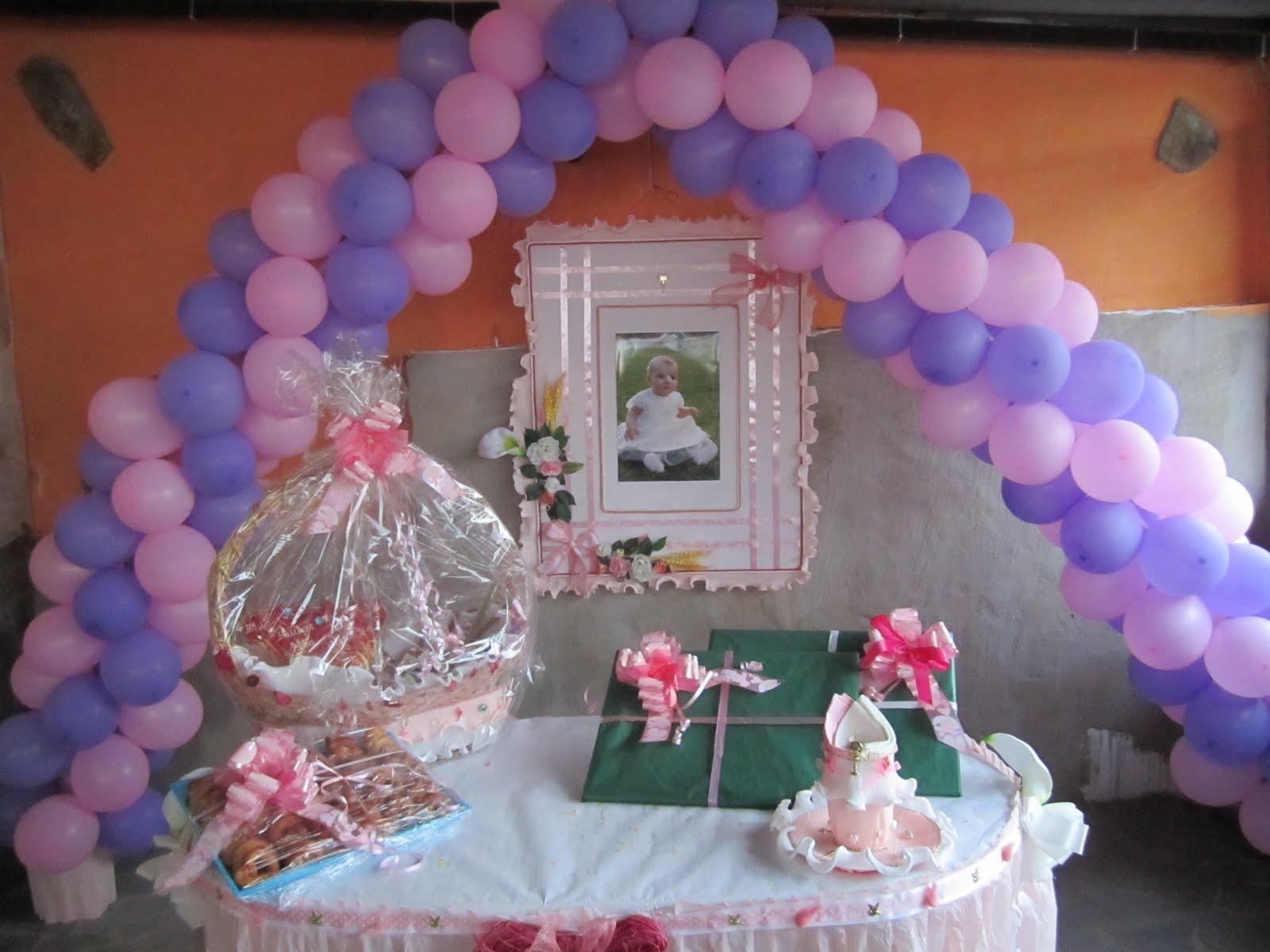 Mi mundo kuki decoracion bautizo for Decoracion de bautizo