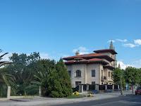 Casa del alto de miranda e iglesia