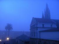 niebla en las salesas