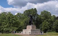 estatua en Hyde Park
