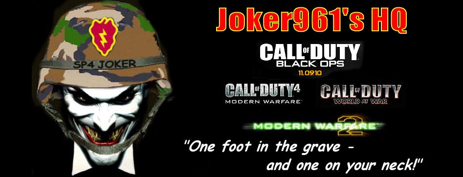 Joker961's HQ