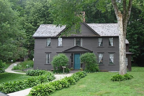 Home of Louisa May Alcott photographed by Maxine 2 / Vivian