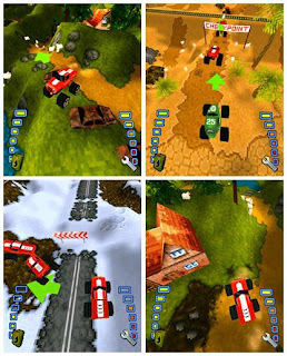 Download Jogo 4x4 Monster Trucks 3D (240x320) p / Celular