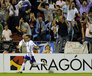 Zaragoza Goal
