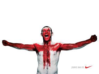 Nike Courage - Rooney - Nike wallpaper