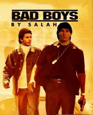 BAD BOYS - Messi & Agüero