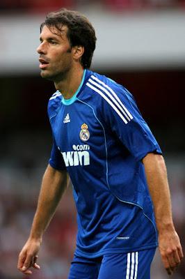 Ruud Van Nistelrooy - Real Madrid (PA)