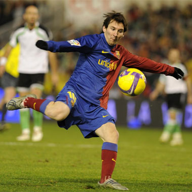 Leo Messi 2009/2010 - Best of