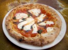 Pizza a la Napoletana