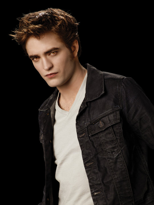 edward cullen's hair