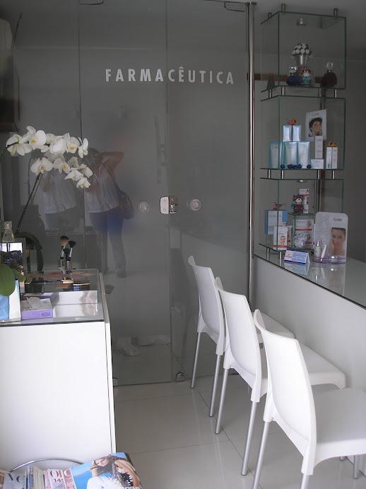 farmácia ecofórmula - interior da loja