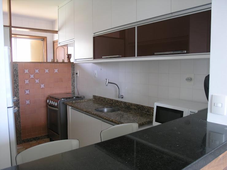 Reforma apartamento Pituba