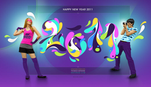 happy new year 2011. Diposkan oleh triandani rara ramadanti di 06.31 0