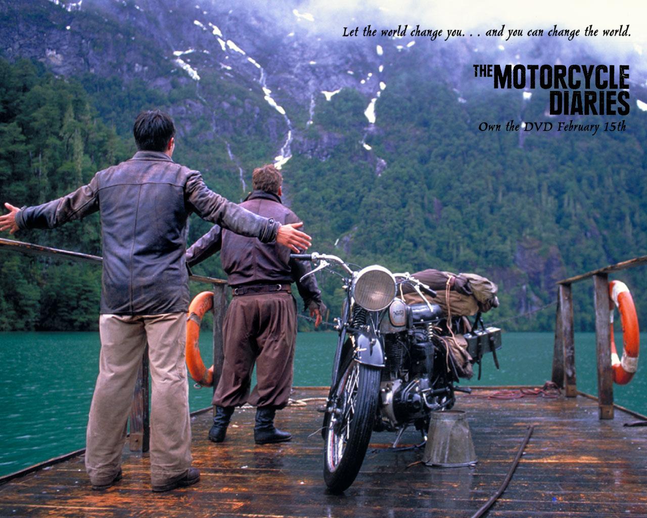 Comic world: Motorcycle Diaries