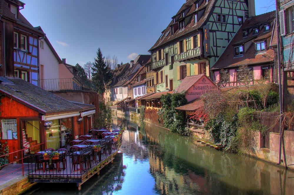 Colmar Most Beautiful City In Europe