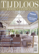 LEFEVRE INTERIORS FEATURED IN BELGIAN MAGAZINE TIJDLOOS 2010
