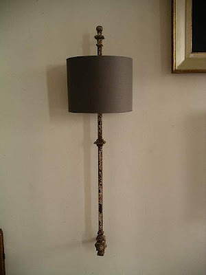 Belgian Pearls: Exceptional wall sconces and table lamps