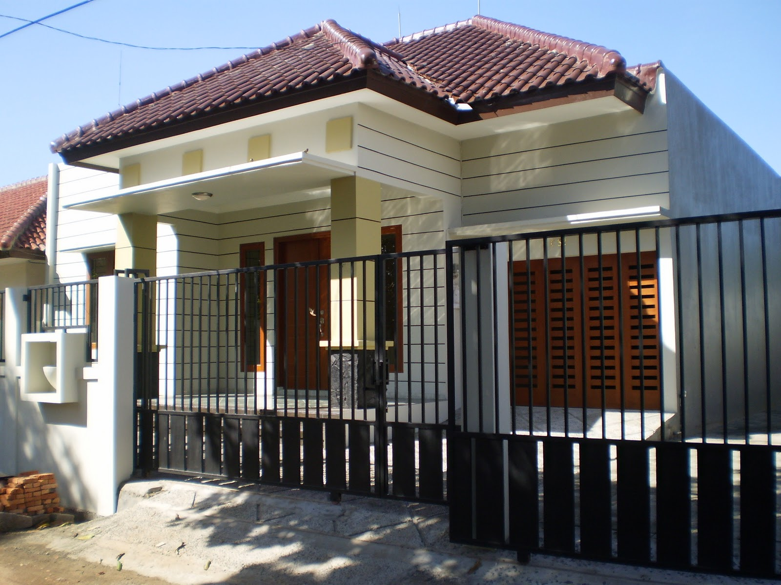 project rumah tinggal 1 lt
