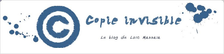Copie invisible